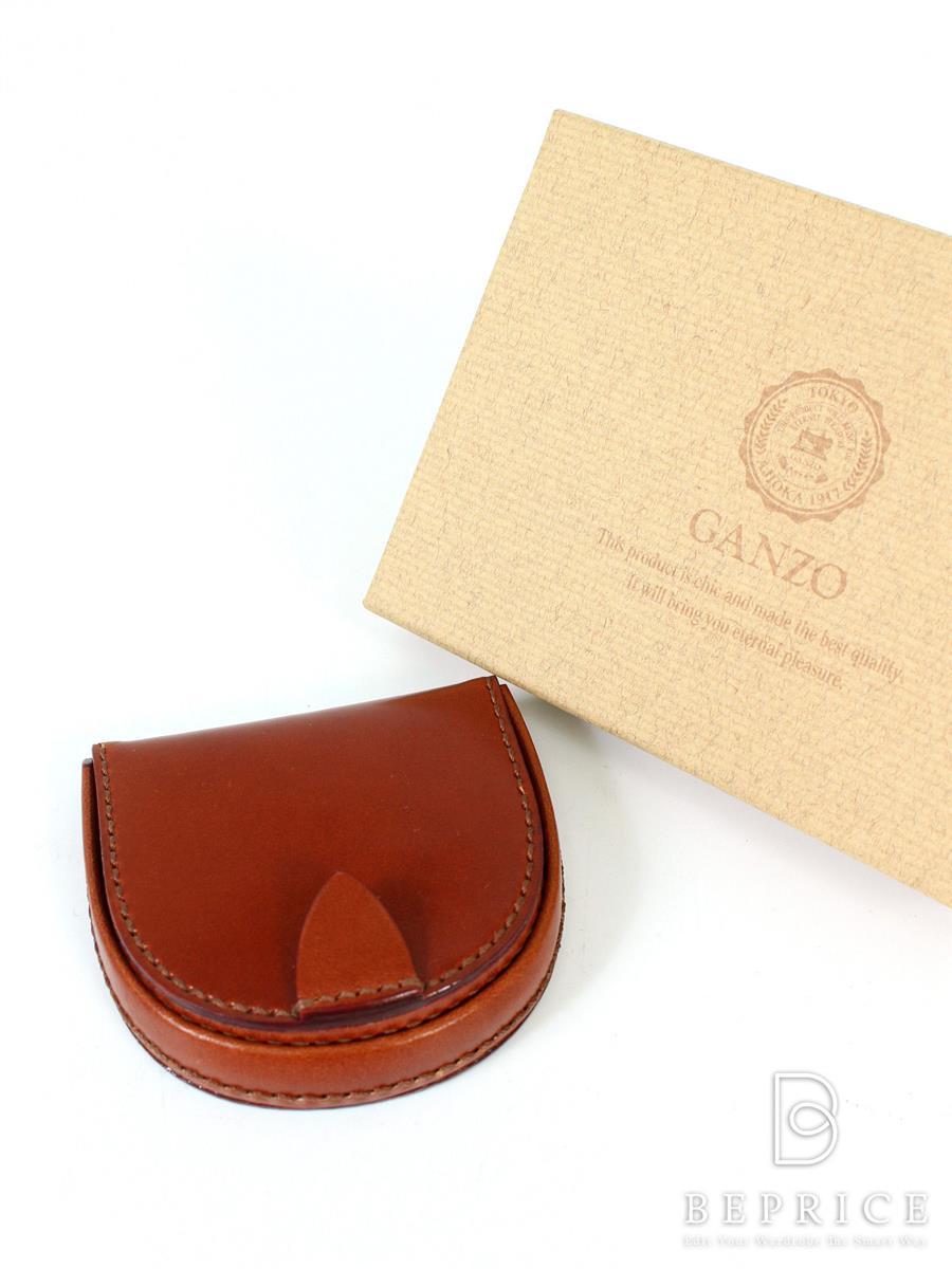 ガンゾ コインケース 【GANZO/ガンゾ】コインケース
