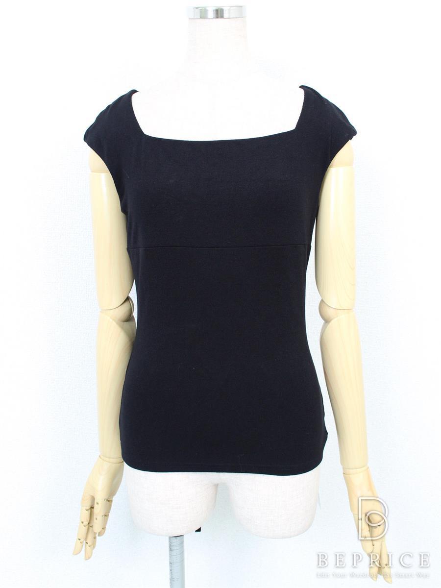 フォクシーニューヨーク Tシャツ カットソー トップス ノースリ 33681