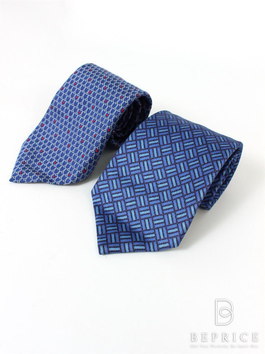 ブルガリ その他ファッション雑貨 ネクタイ 2点セット