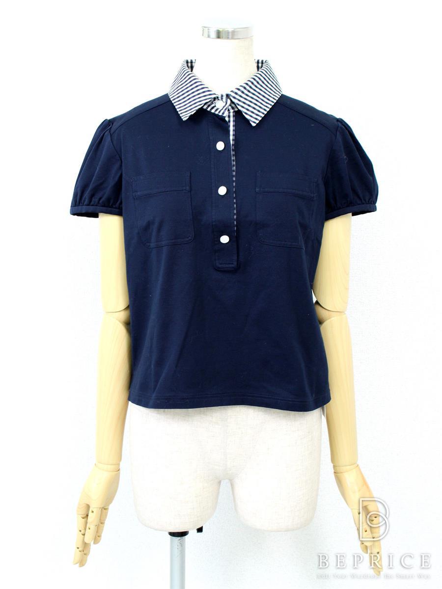 ルネ トップス ポロシャツ 半袖