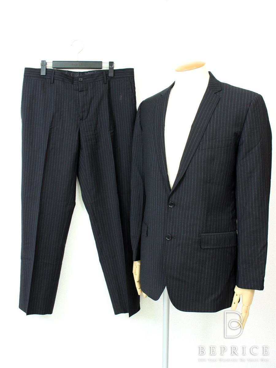 スーツ ストライプ 2B