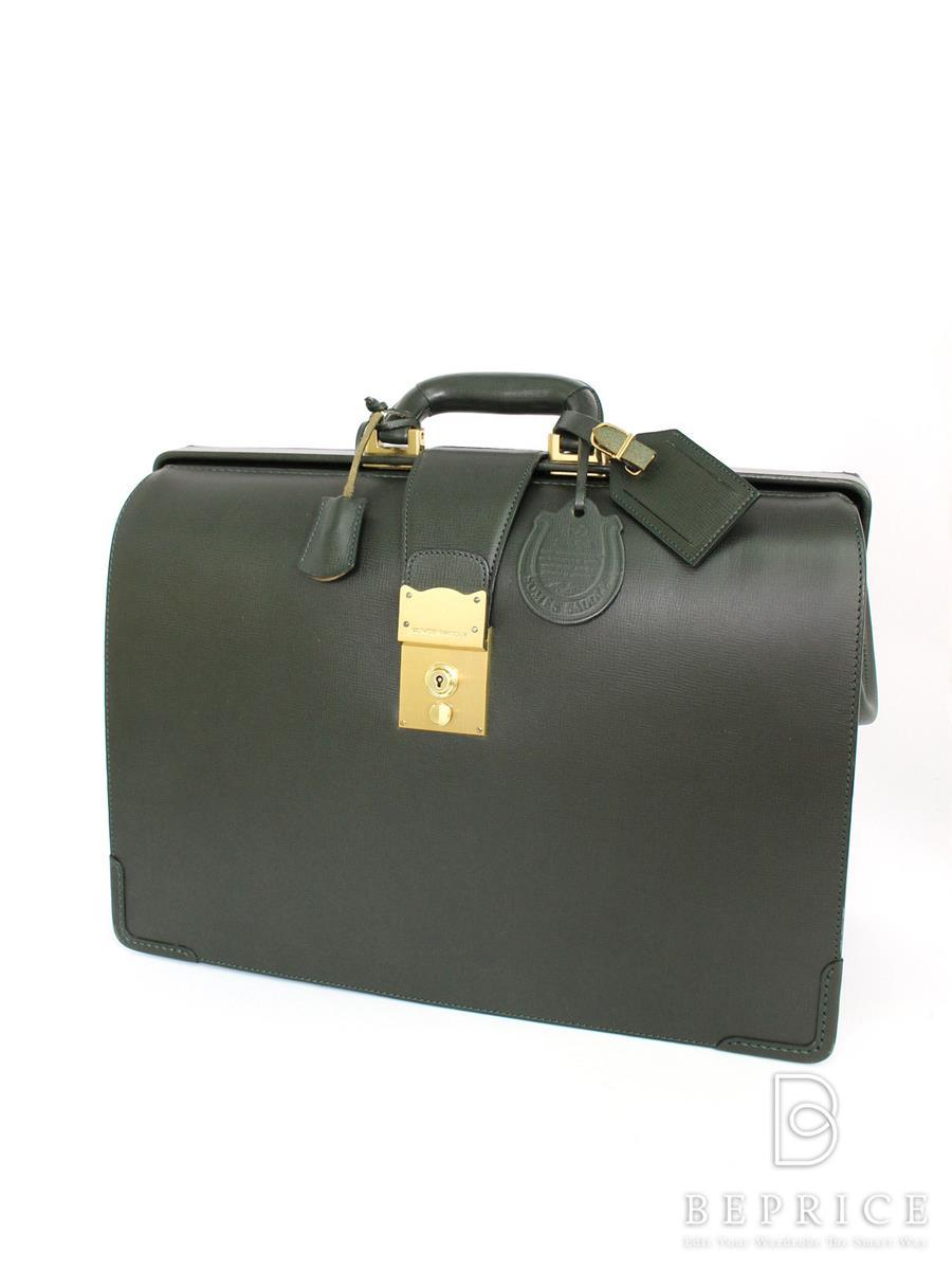 ソメスサドル ビジネスバッグ SOMES SADDLE ソメスサドル ダレスバッグ 細かな擦り傷あり