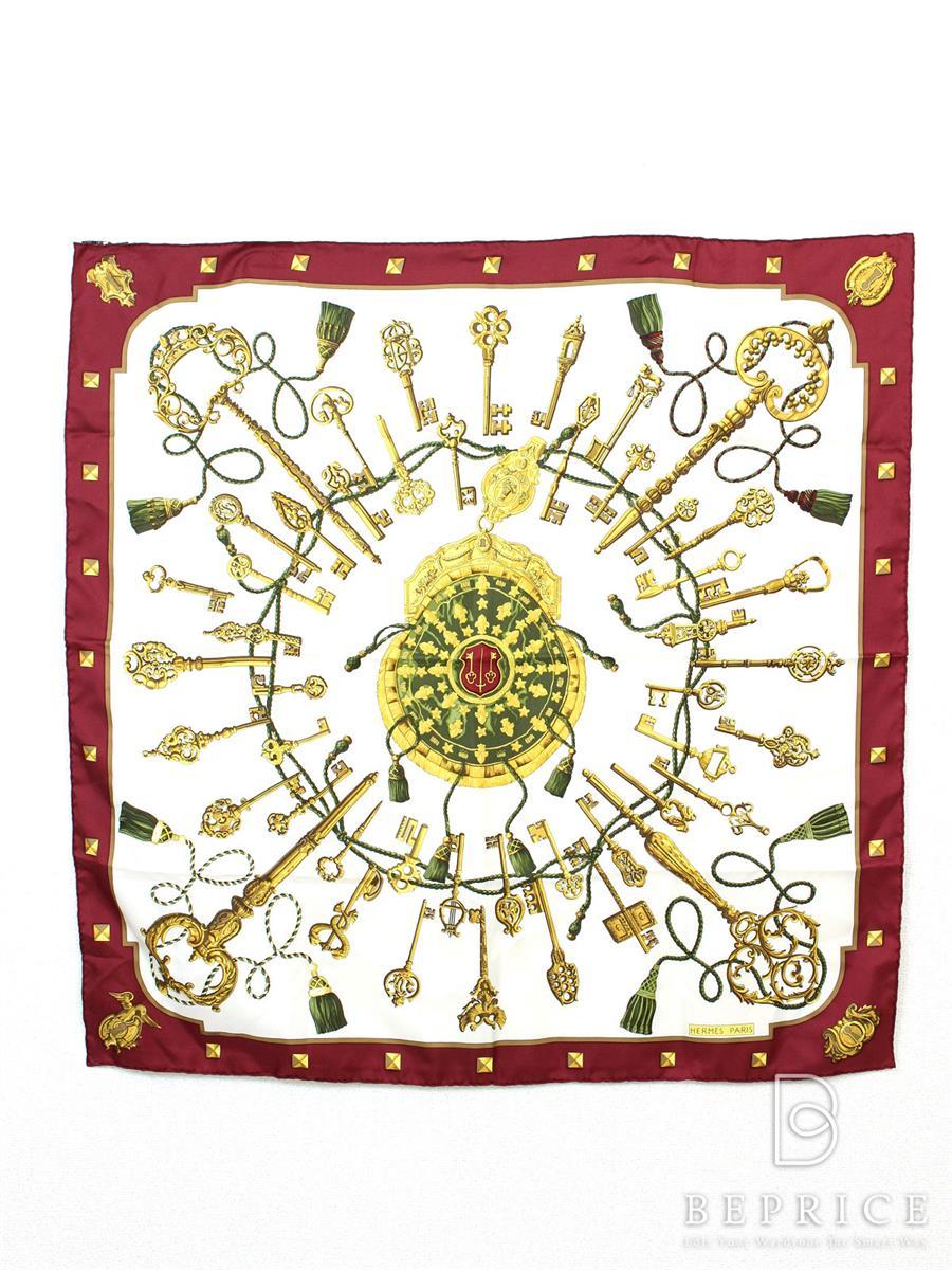 エルメス スカーフ スカーフ カレ ホワイト