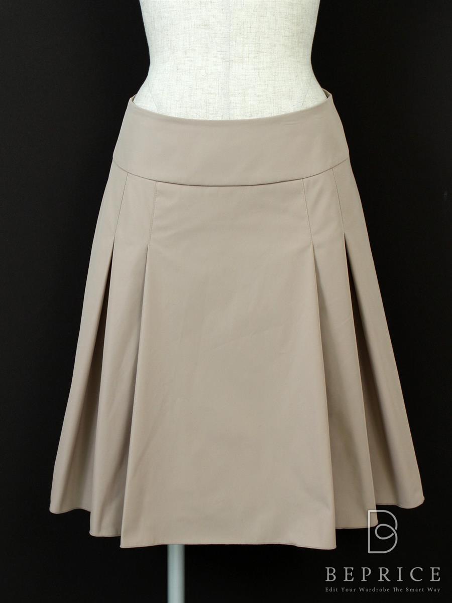 フォクシーニューヨーク スカート Out Pleat Skirt