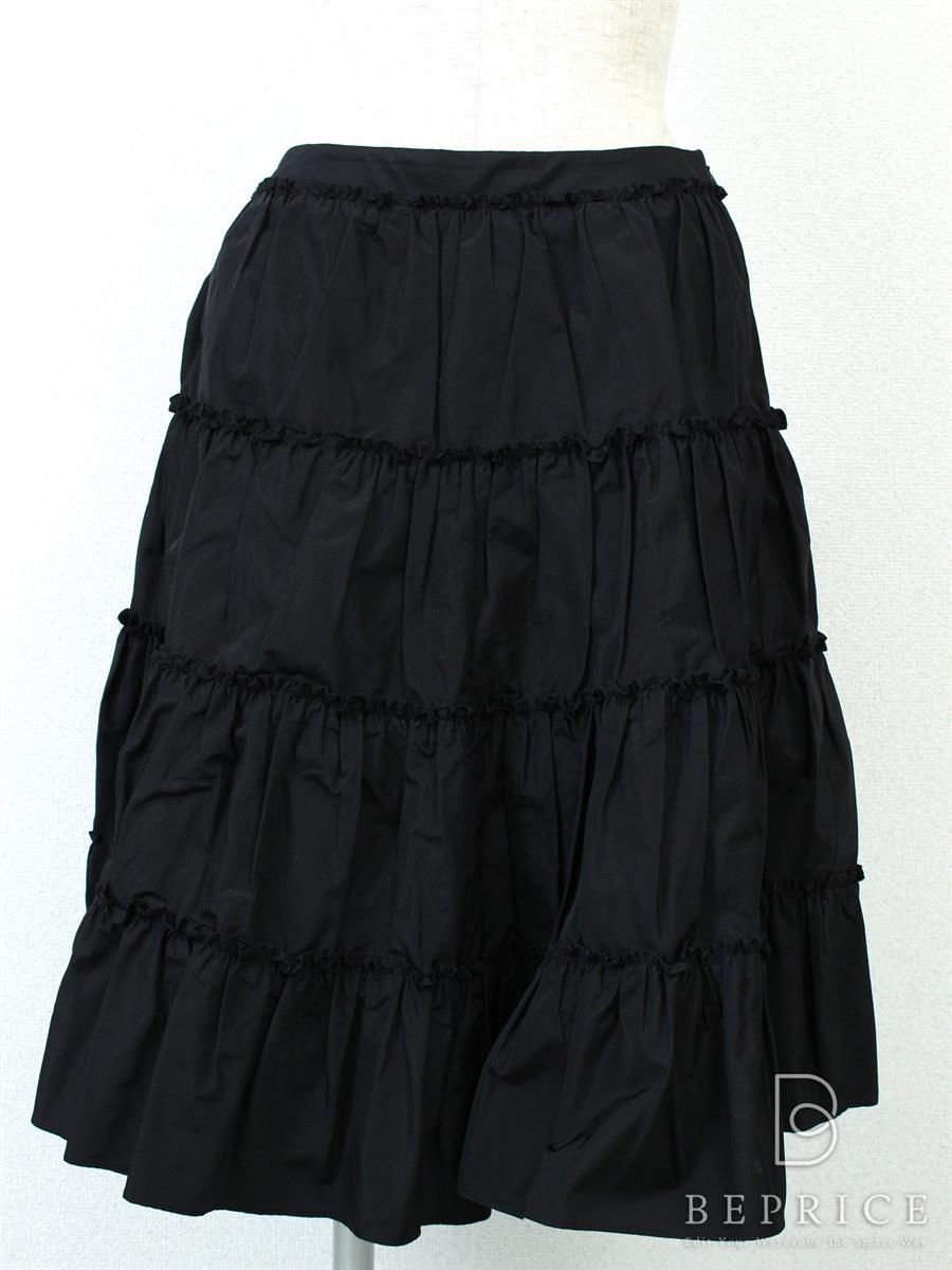 ルネ スカート スカート 裾部分小さなシミあり
