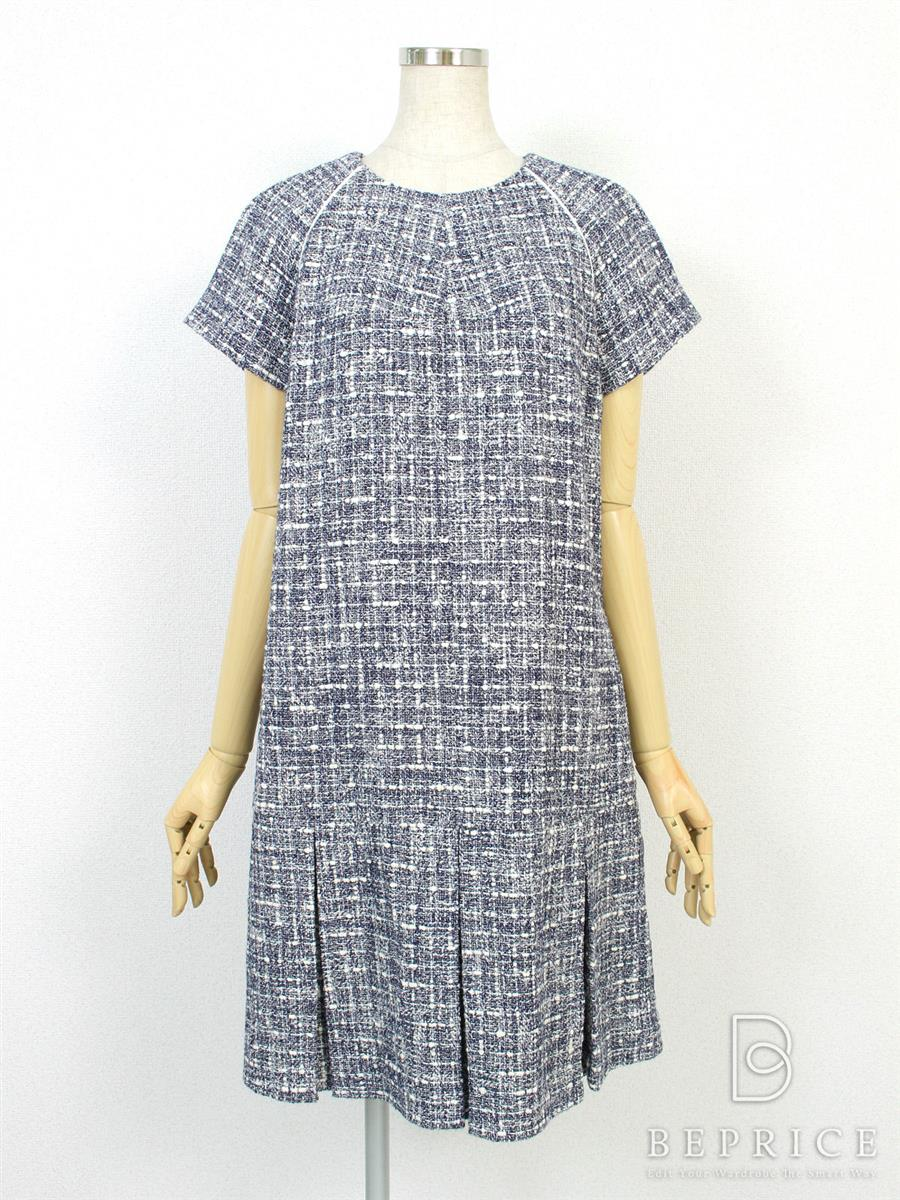 フォクシーニューヨーク Collection ワンピース ワンピース Parkett Boucle Dress Collection 35659
