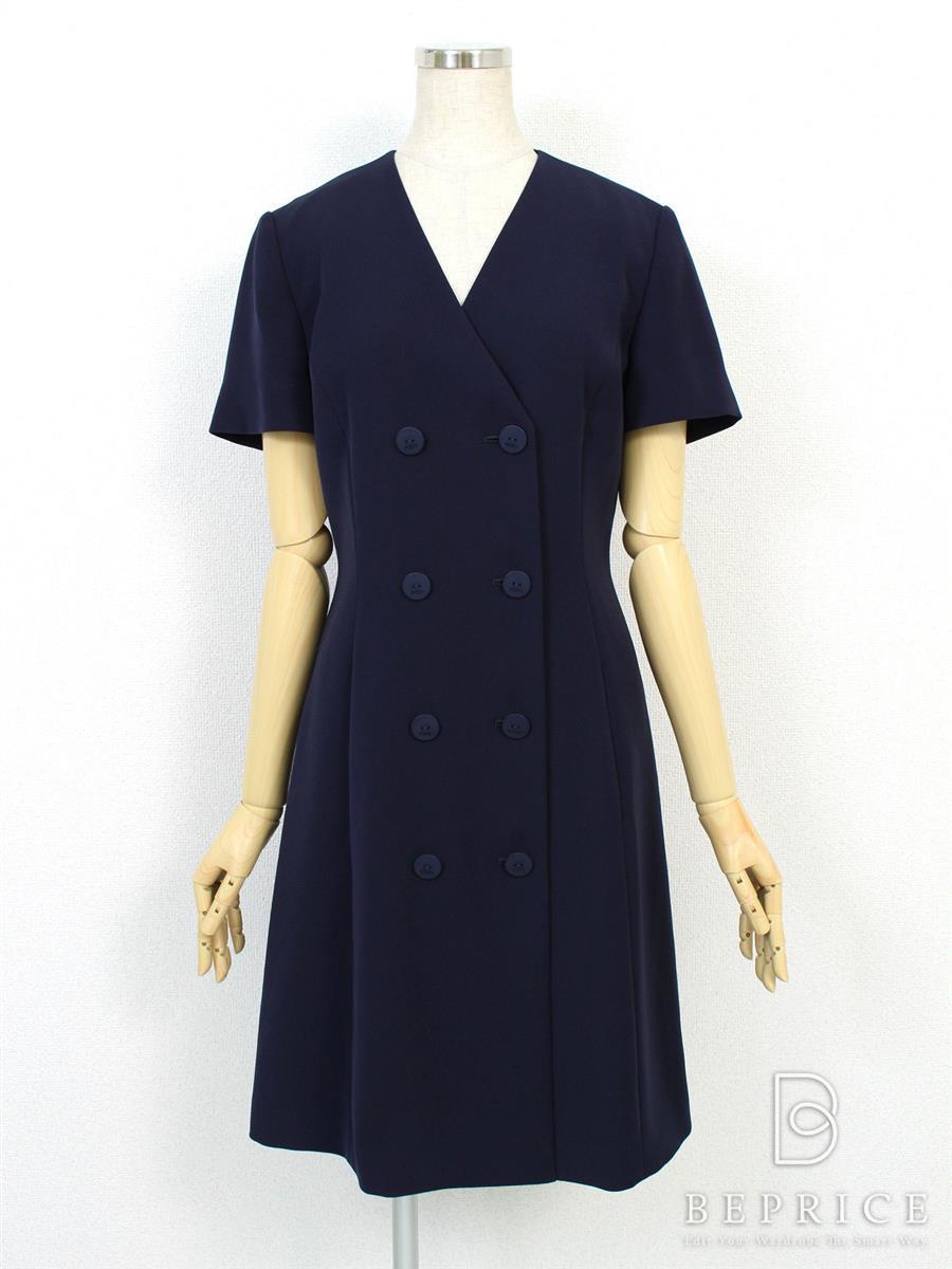 フォクシーニューヨーク ワンピース Double Breasted Tailored Dress 35965