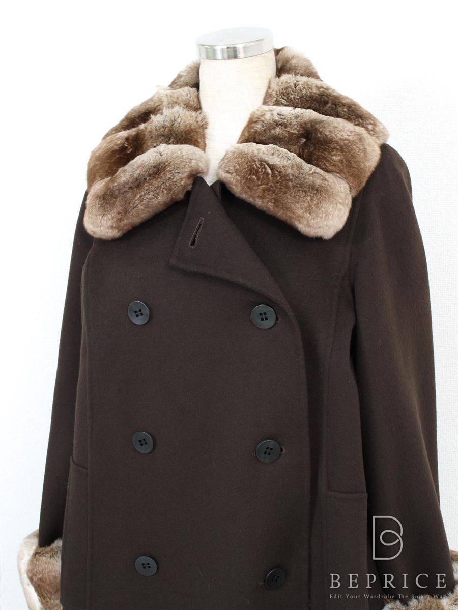 フォクシーブティック コート コート チンチラファー 22866
