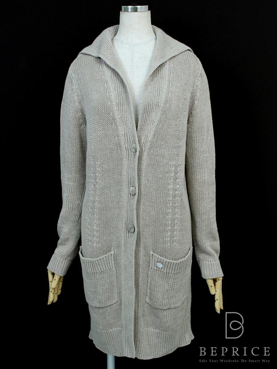 フォクシーブティック ロングカーディガン Beach Coat