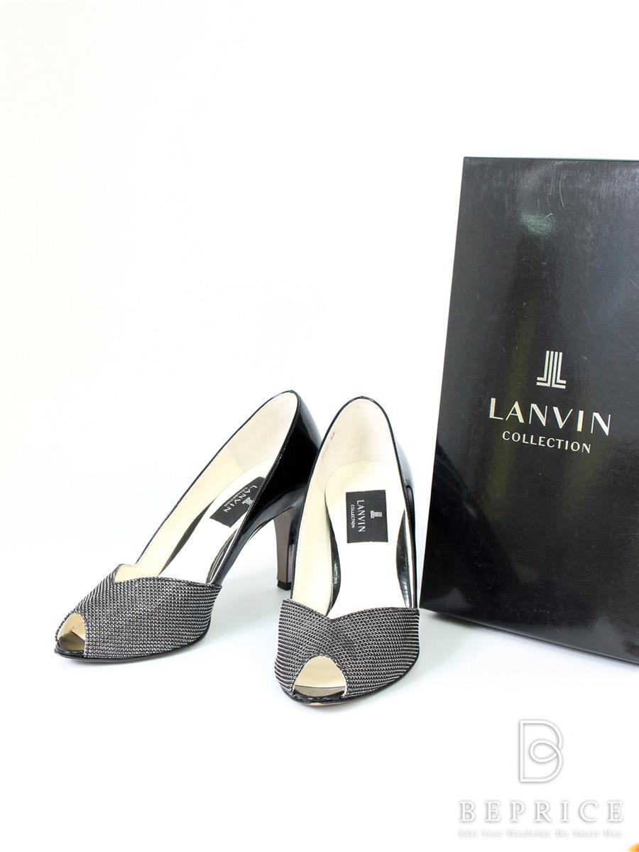 ランバン パンプス LANVIN ランバン collection パンプス ヒール