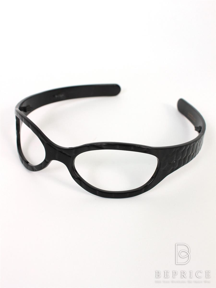 アレクサンドルドゥパリ カチューシャ メガネモチーフ 小キズあり