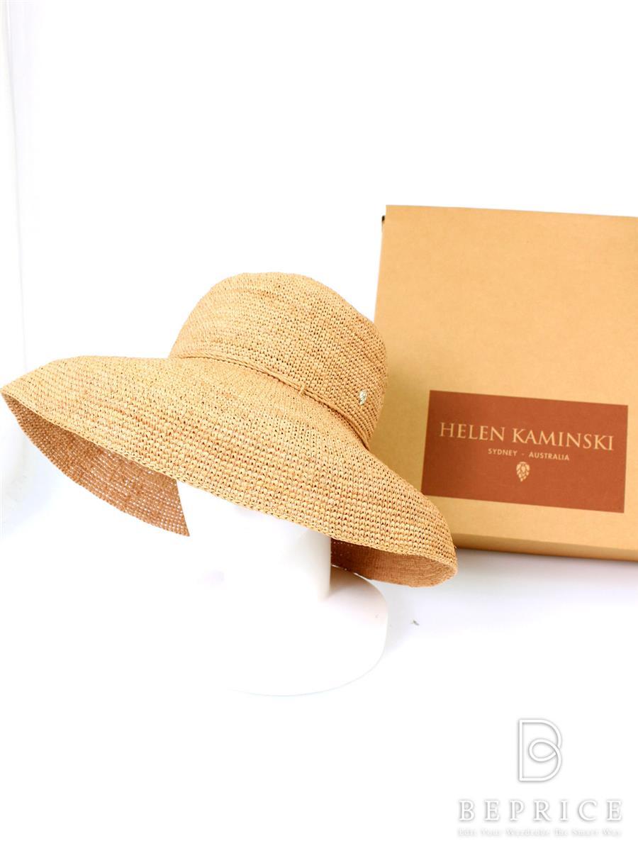 ヘレンカミンスキー 麦わら帽子 helen kaminski ヘレンカミンスキー 帽子 ラフィア