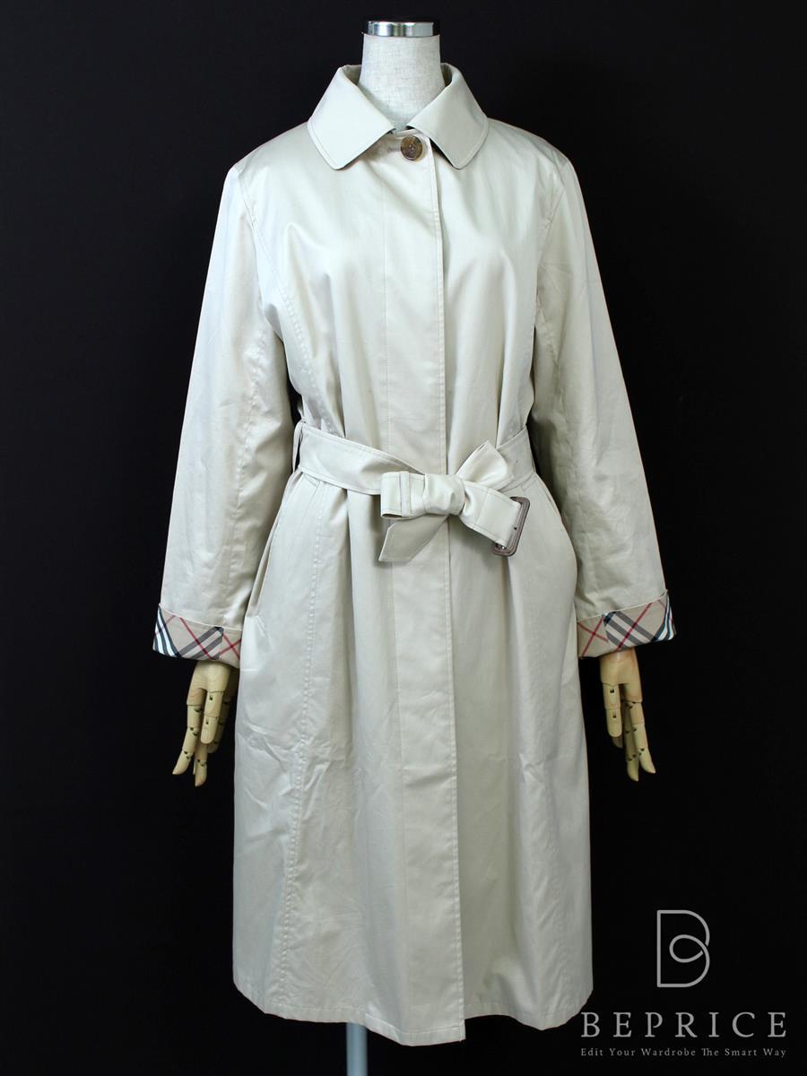 バーバリーロンドン コート コート ステンカラー