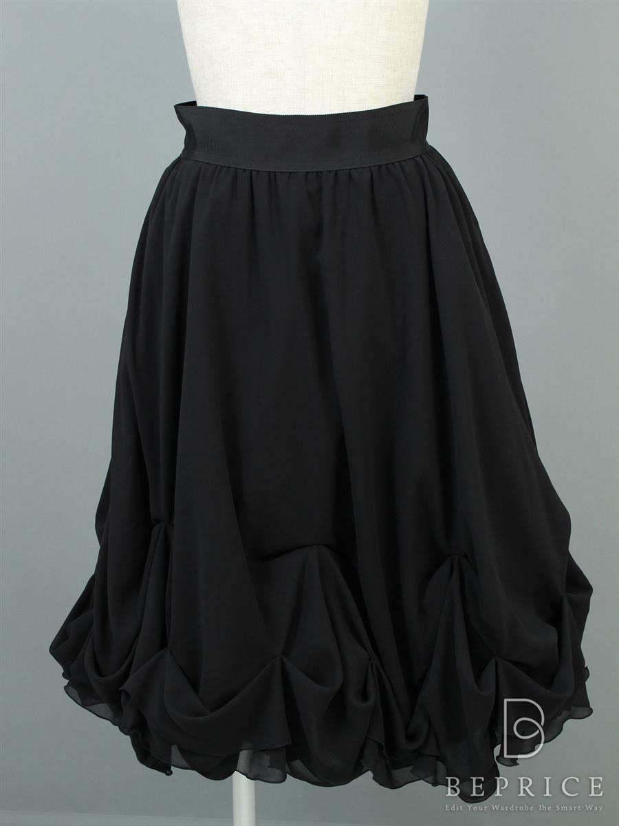 フォクシーニューヨーク スカート スカート シフォンスプラッシュ SP品 28340