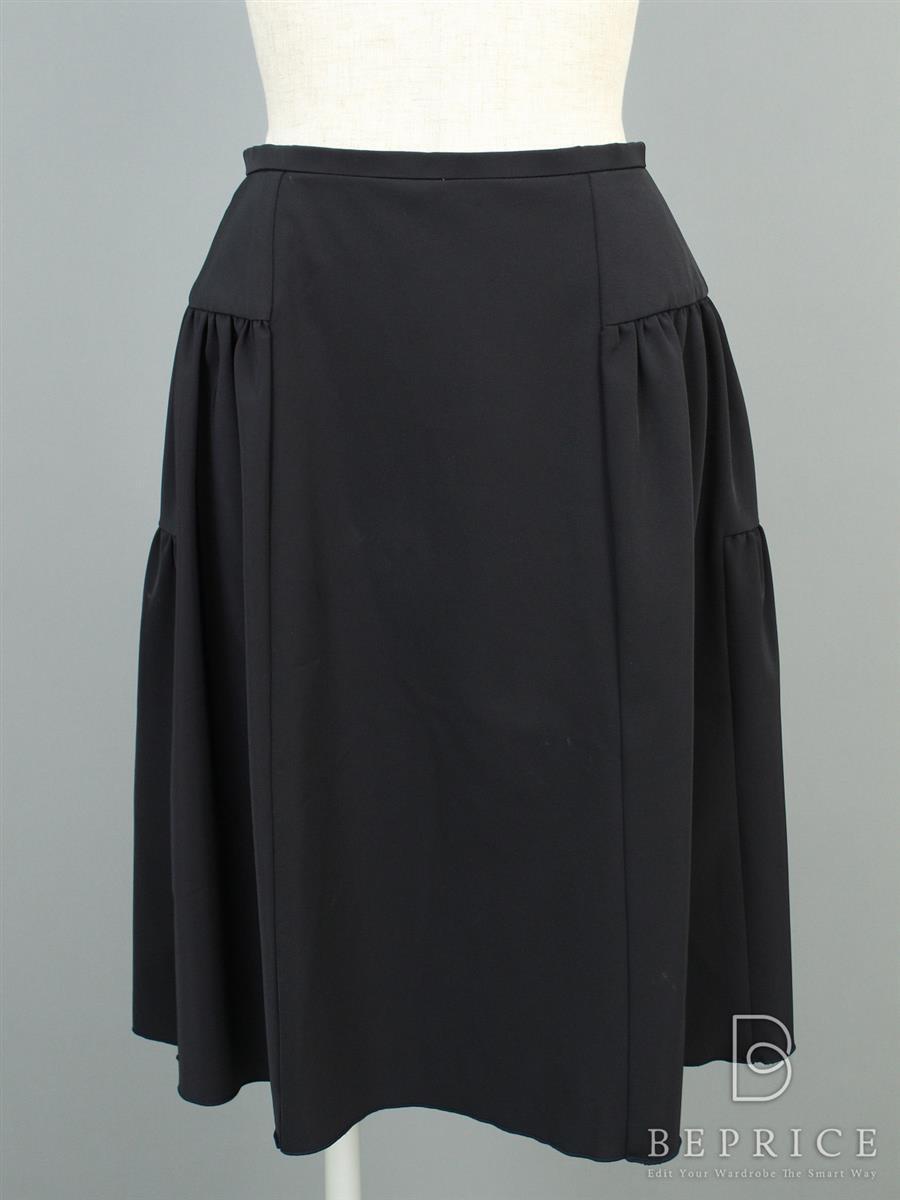 ルネ スカート スカート フレアー 薄シミあり