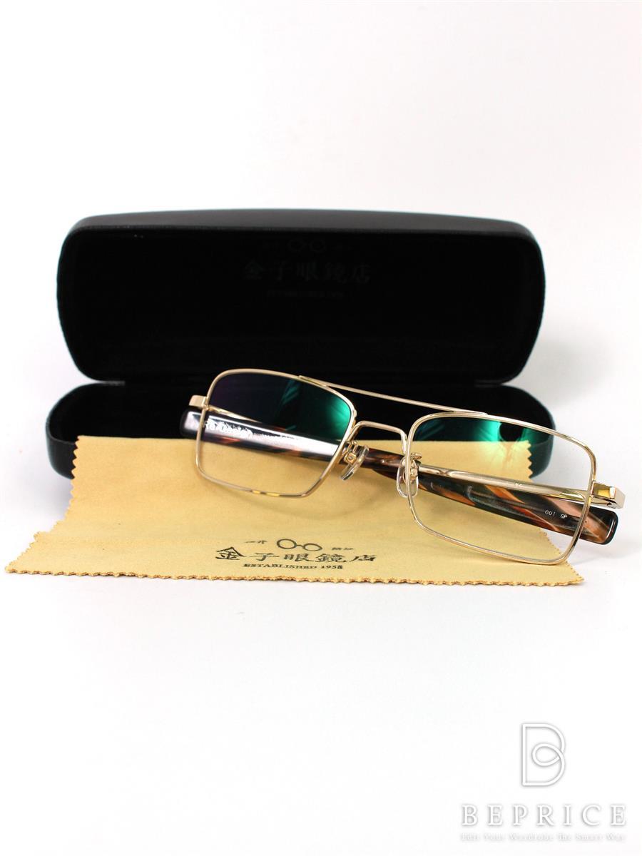 金子眼鏡 眼鏡フレーム 001 GP ReDesign