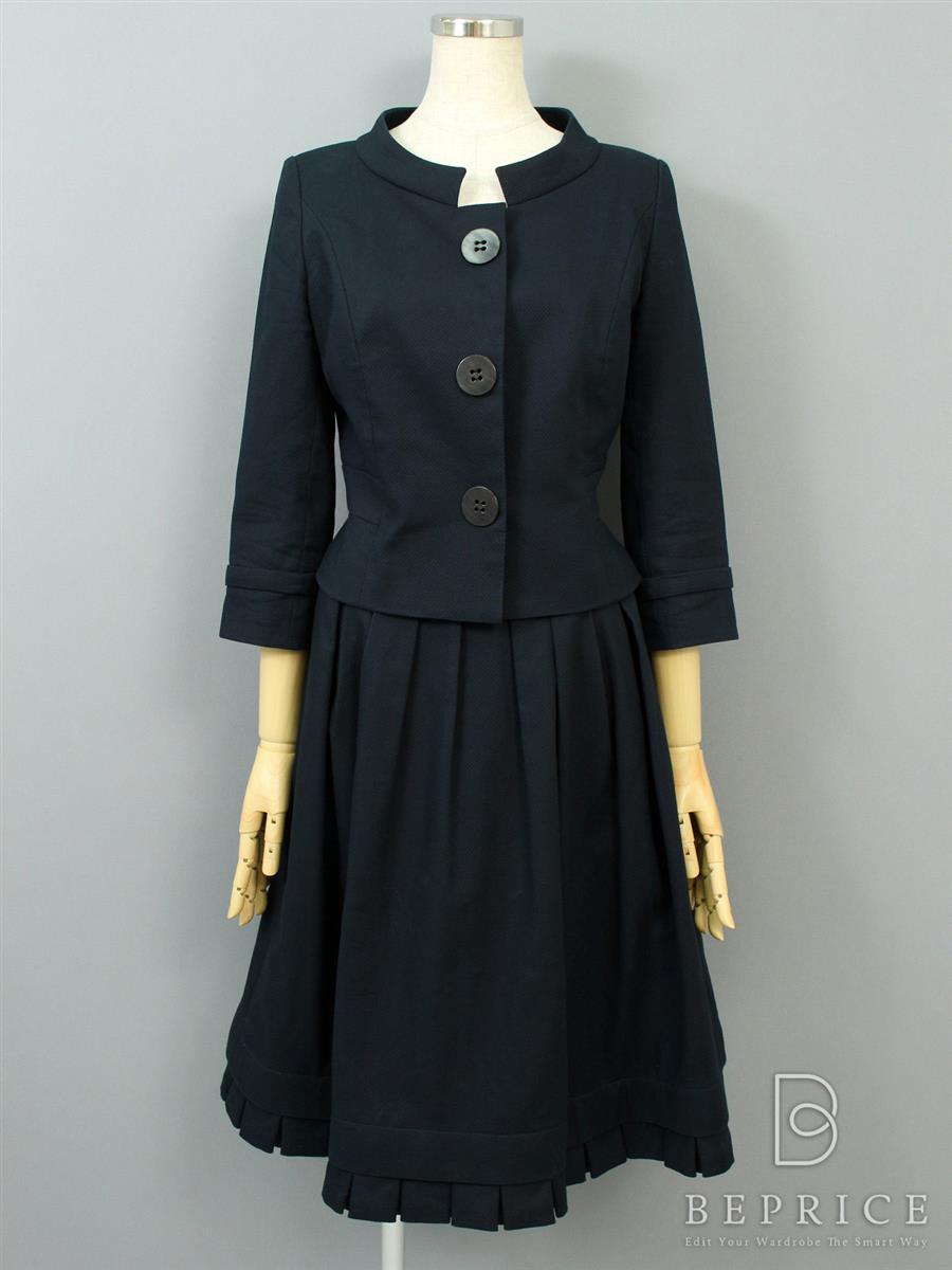 スカートスーツ スーツ スカート ジャケット 22234