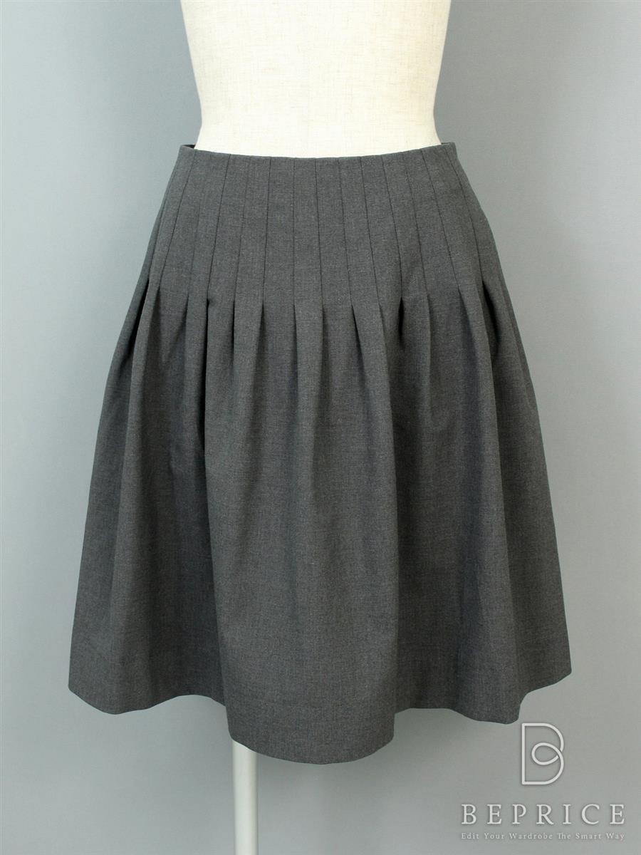 フォクシーニューヨーク スカート スカート リトルタック 31478