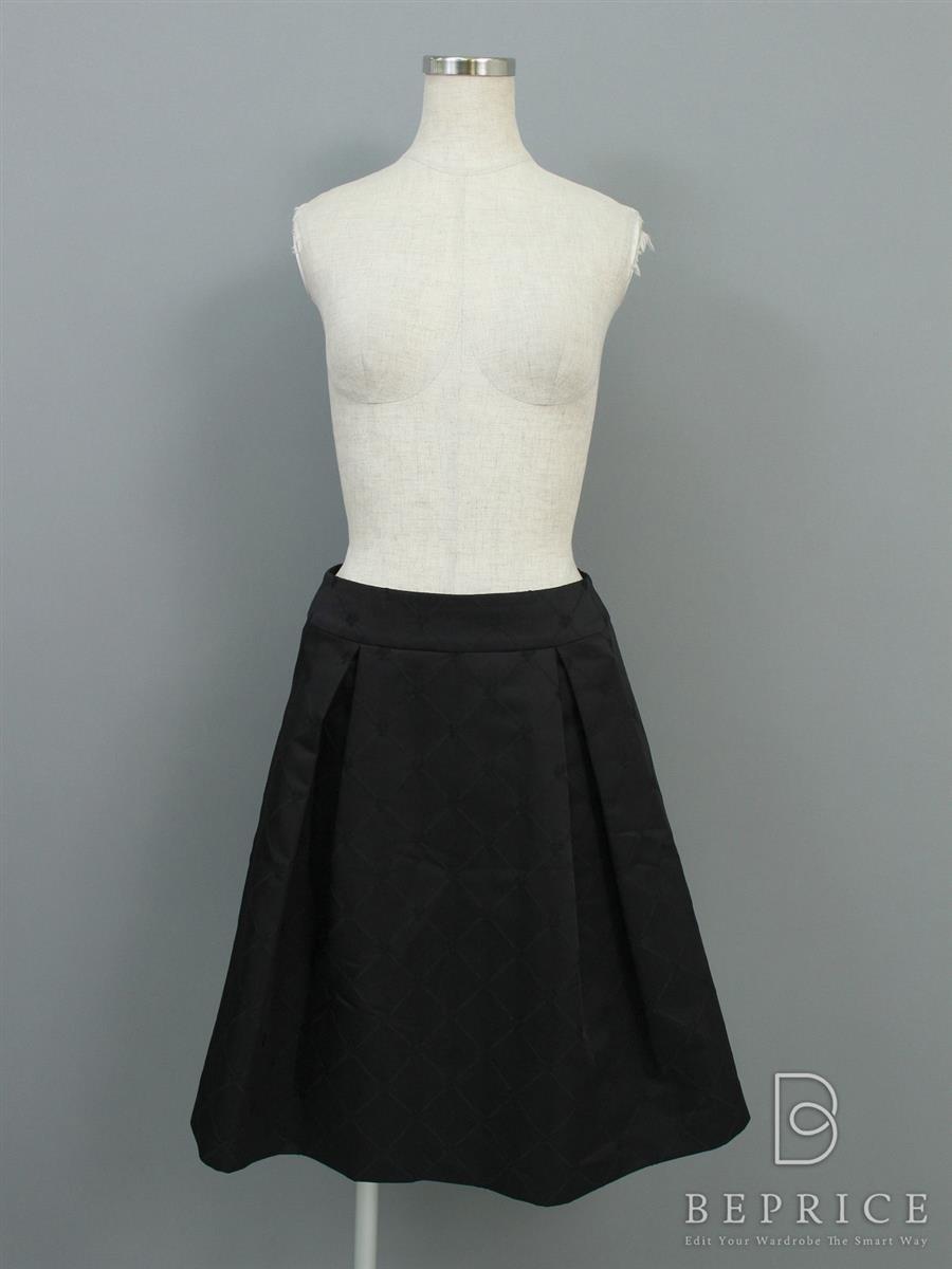 エムズグレイシー スカート スカート キルティング模様