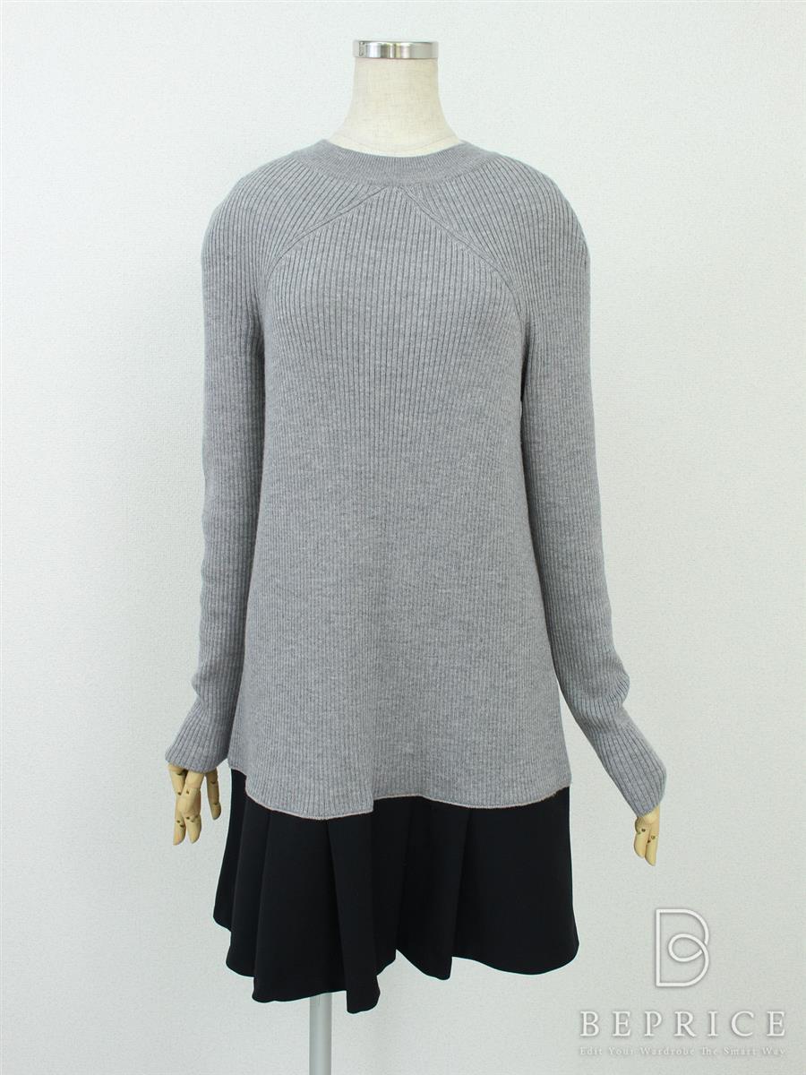 フォクシーニューヨーク Collection ワンピース ワンピース Engineer Rib Dress Collection 34651