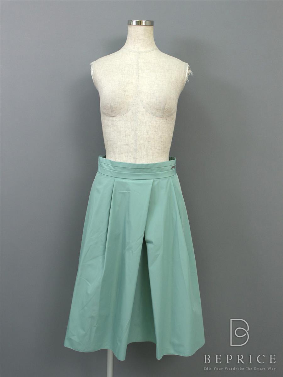 フォクシーニューヨーク スカート スカート クロスフレアー 33966
