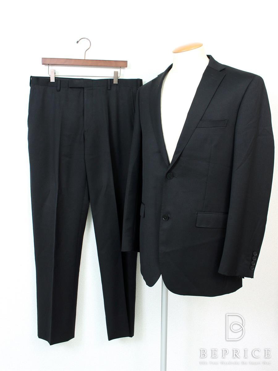 バーバリーブラックレーベル スーツ ジャケット