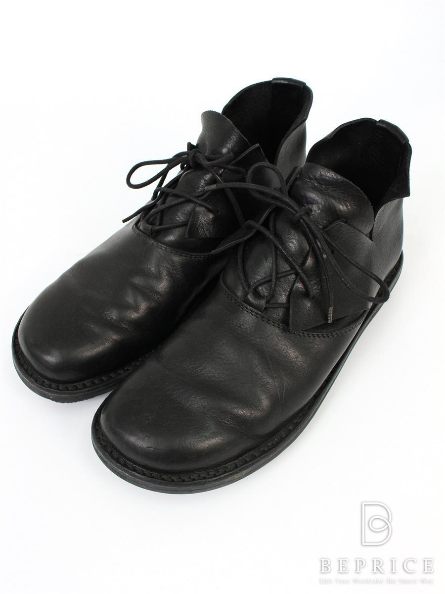 トリッペン ブーツ trippen トリッペン チャッカブーツ ソール薄汚れあり