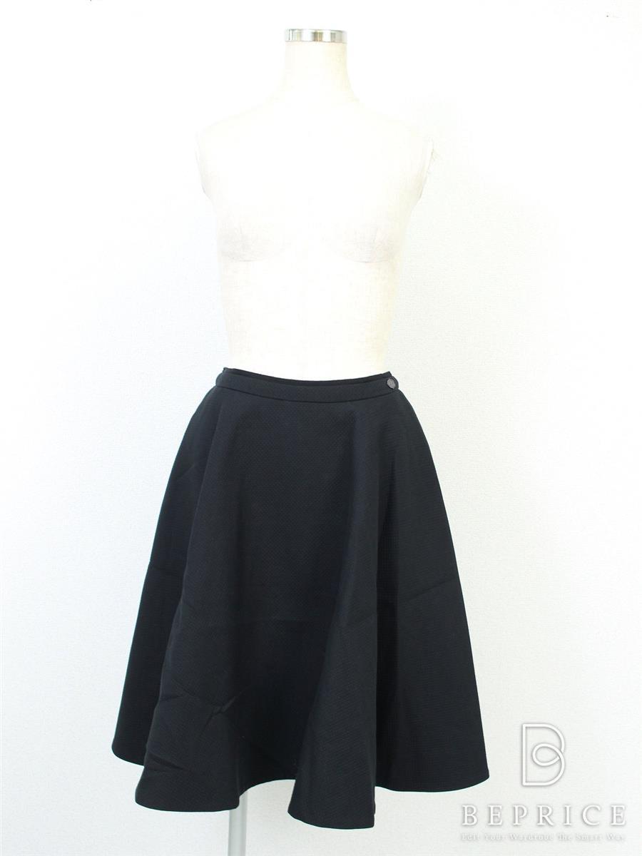 フォクシーブティック スカート Flare Matelasse