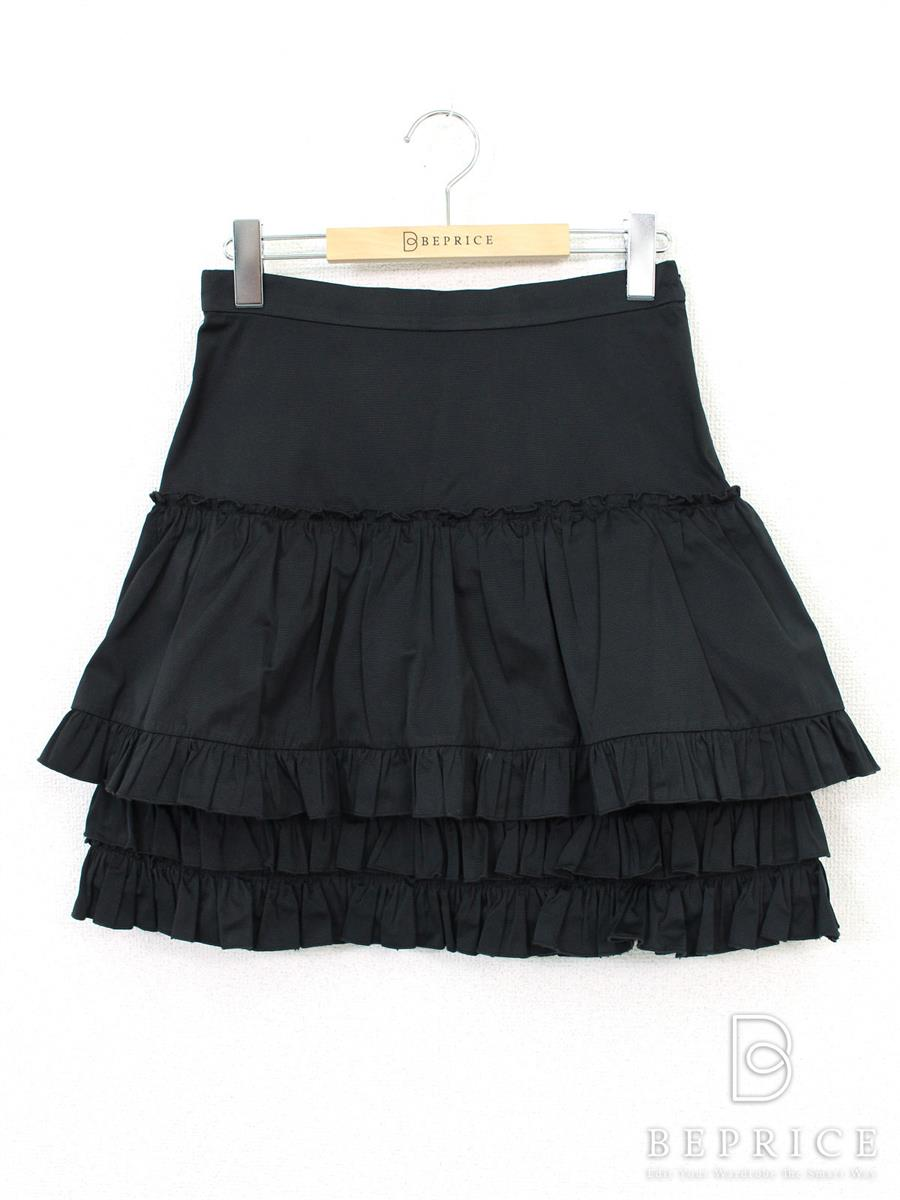 ブルマリン スカート スカート ティアード 薄汚れあり