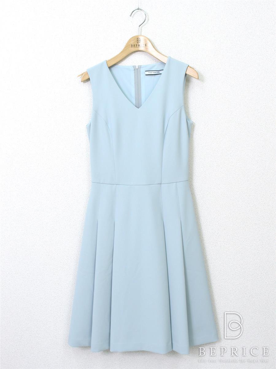 フォクシーニューヨーク ワンピース Out Pleat Dress