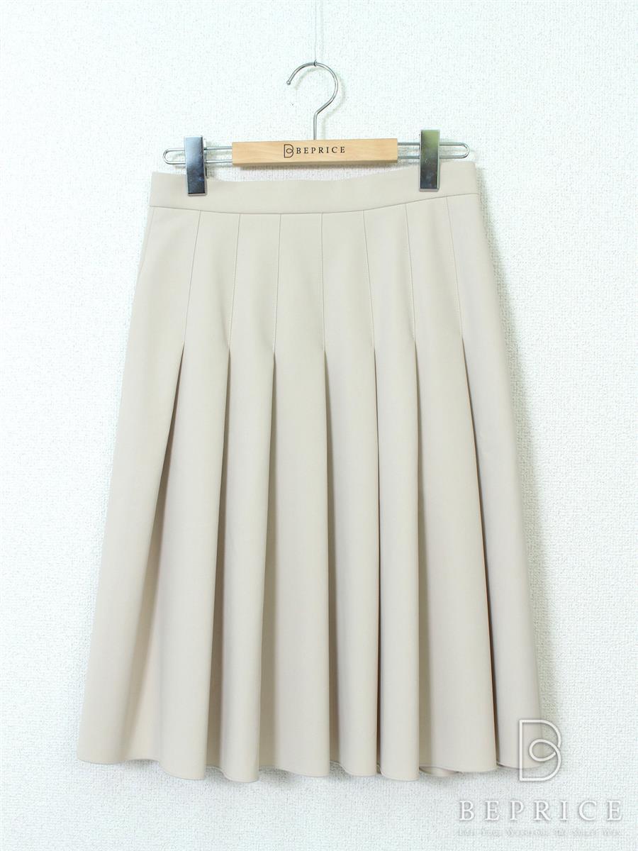 フォクシーニューヨーク スカート スカート relax Pleat SP品 34103