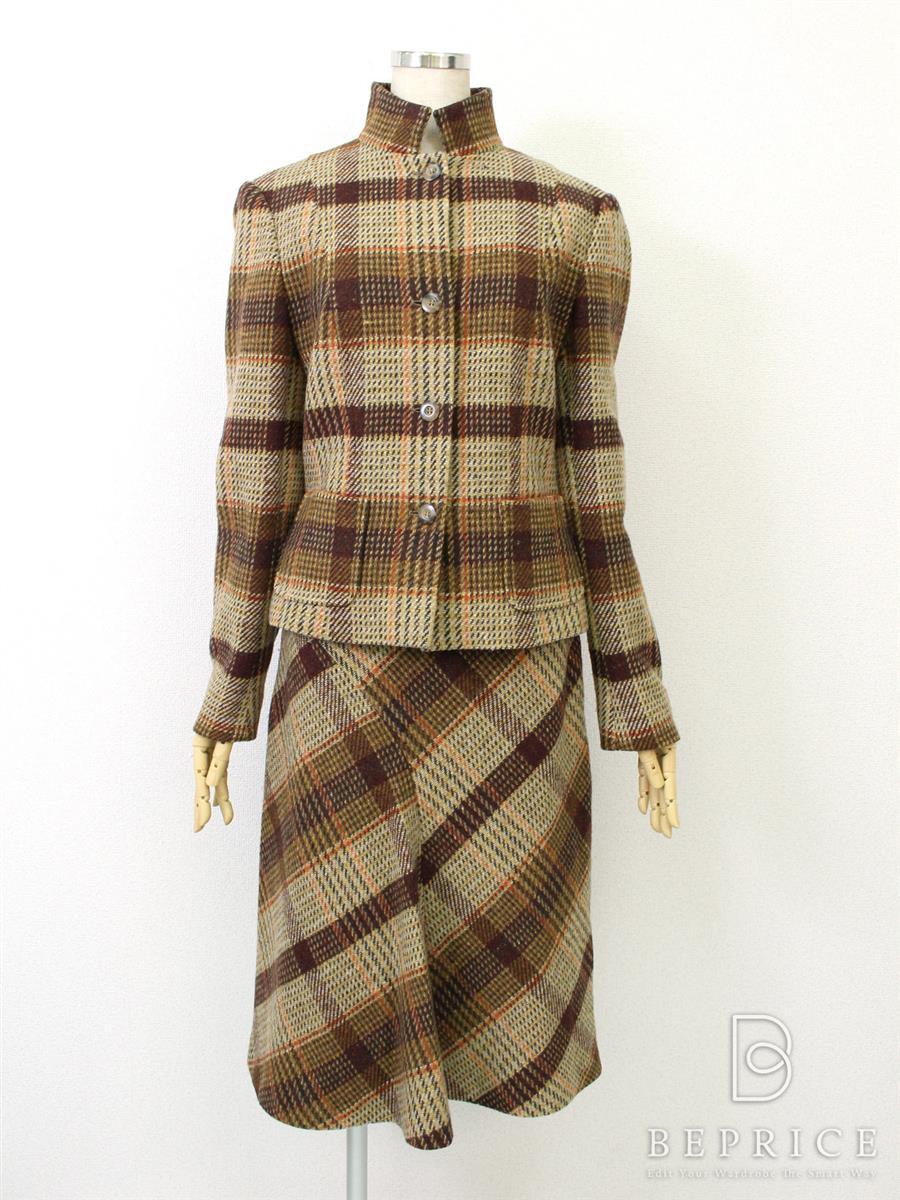 マックスマーラ スカートスーツ スカート スーツ ジャケット