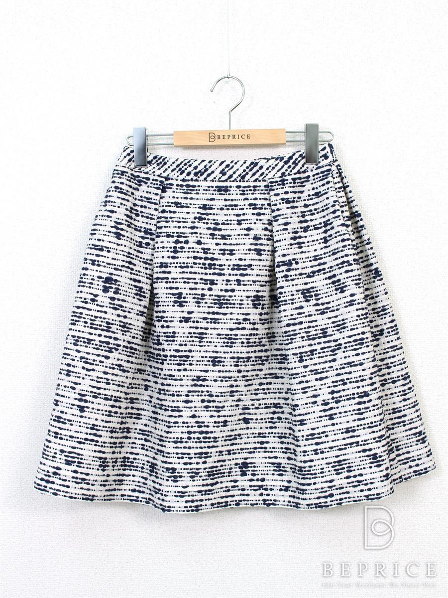 ルネ スカート ツイード
