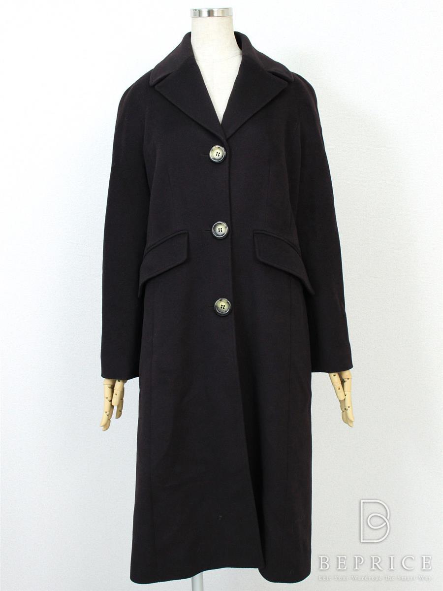 セリーヌ コート コート 衿付