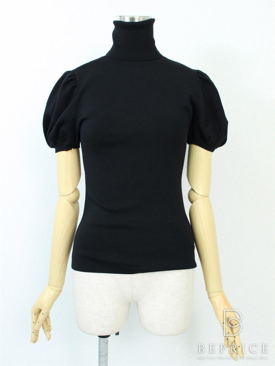 フォクシーブティック Tシャツ カットソー トップス 半袖 タートル 24214