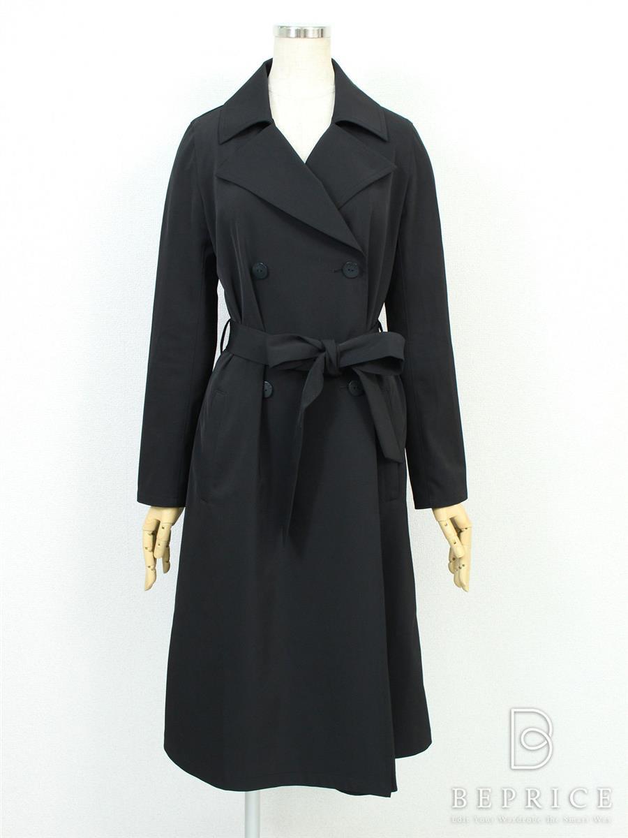 フォクシーニューヨーク コート トレンチコート 色褪あり 19369