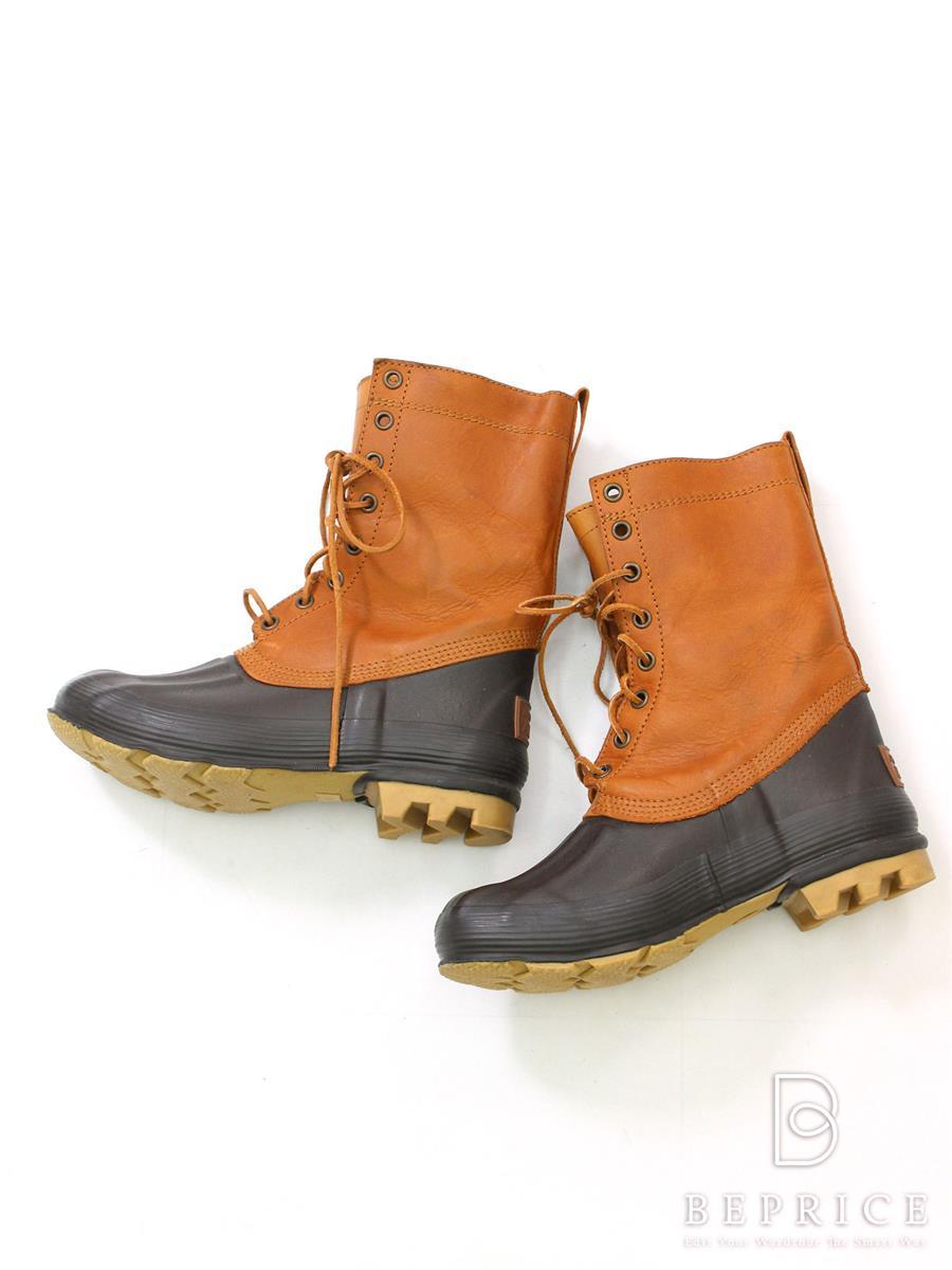 ナイジェルケーボン ブーツ ナイジェルケーボン エーグルコラボ ブーツ 革擦れ汚れあり