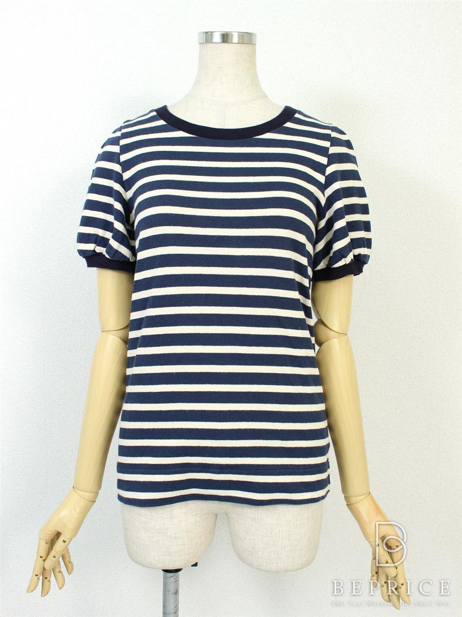 カオン Tシャツ カットソー Kaon カオン トップス 半袖 ボーダー