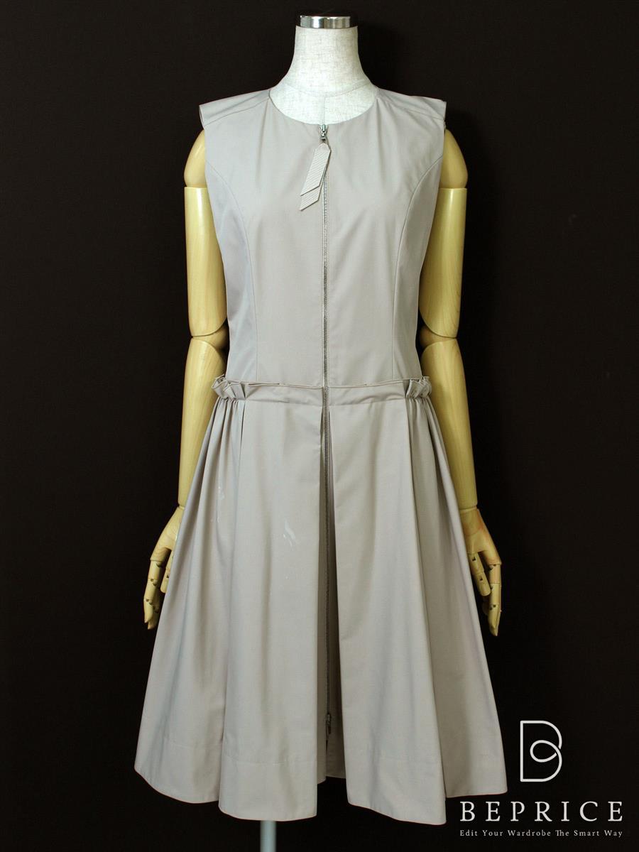 フォクシーニューヨーク ワンピース クールジップドレス