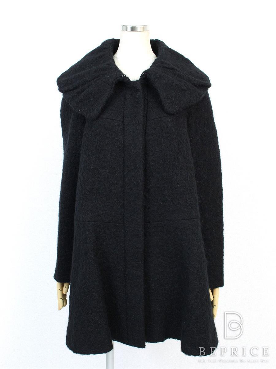 コート コート 衿付