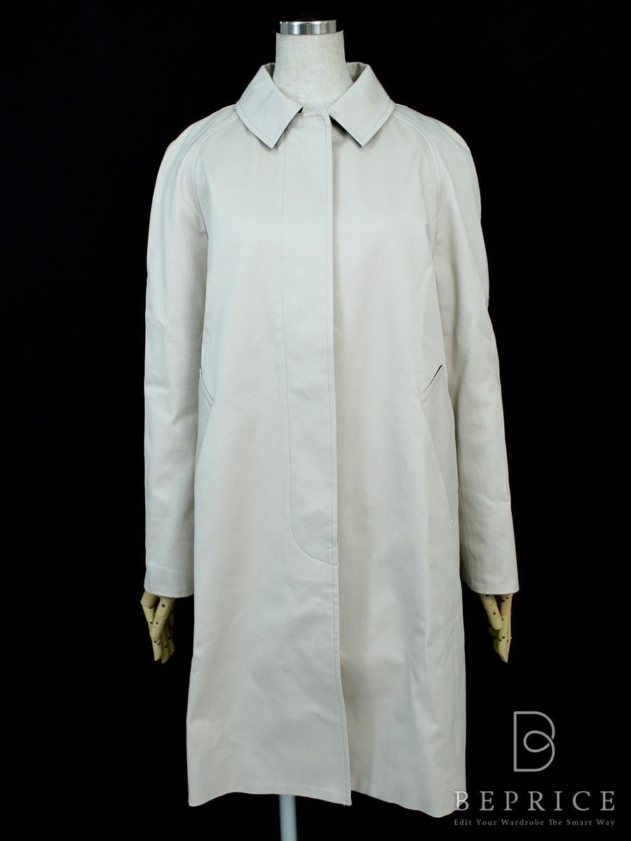 アドーア コート コート ステンカラー