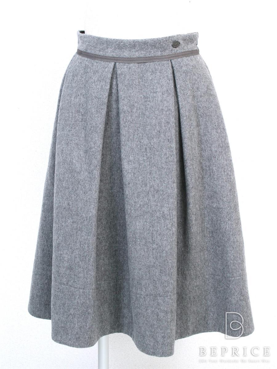 フォクシーブティック スカート スカート フレアー ウール 36474