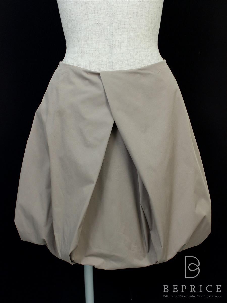 フォクシーニューヨーク スカート レイヤードバロン