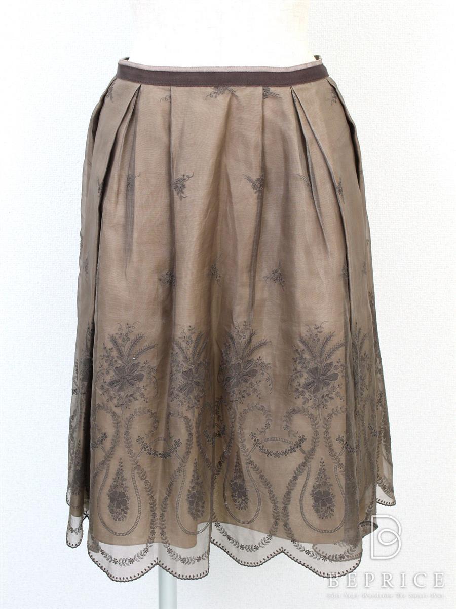 フォクシーブティック スカート スカート Loire 35331