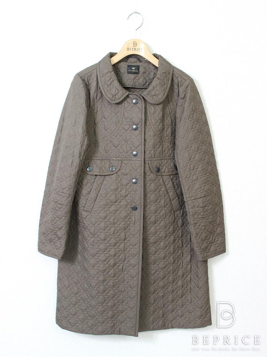 アニヤハインドマーチ コート キルティング
