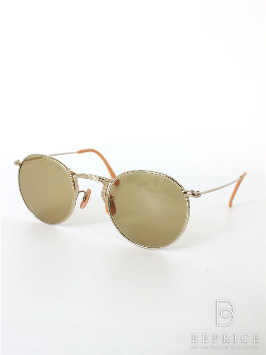 白山眼鏡店 TIME WORN CLOTHING サングラス