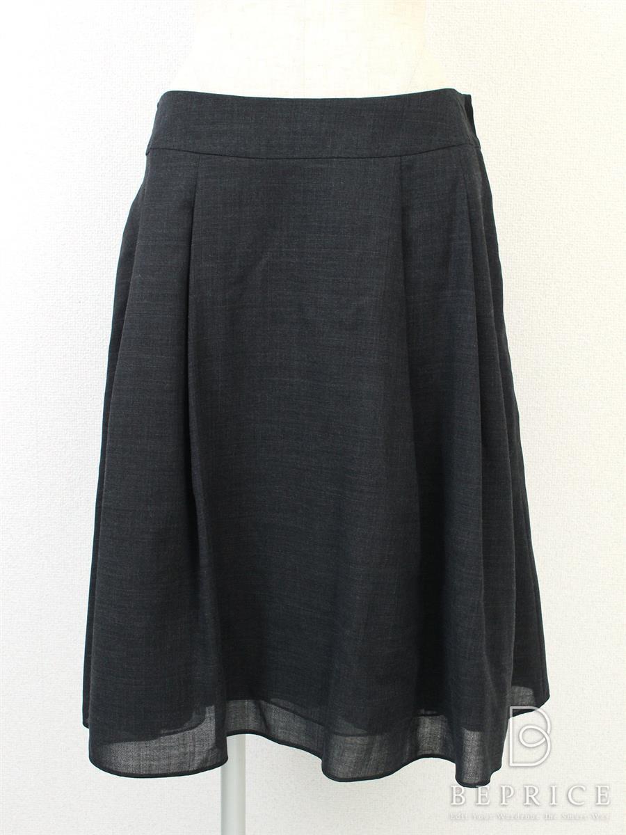 フォクシーブティック スカート スカート プリーツ 24698