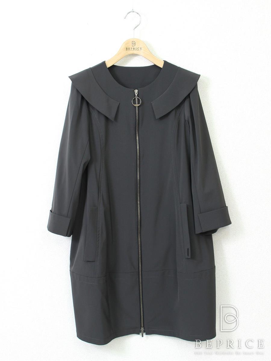 フォクシーニューヨーク コート コート Rainy コクーン 28897