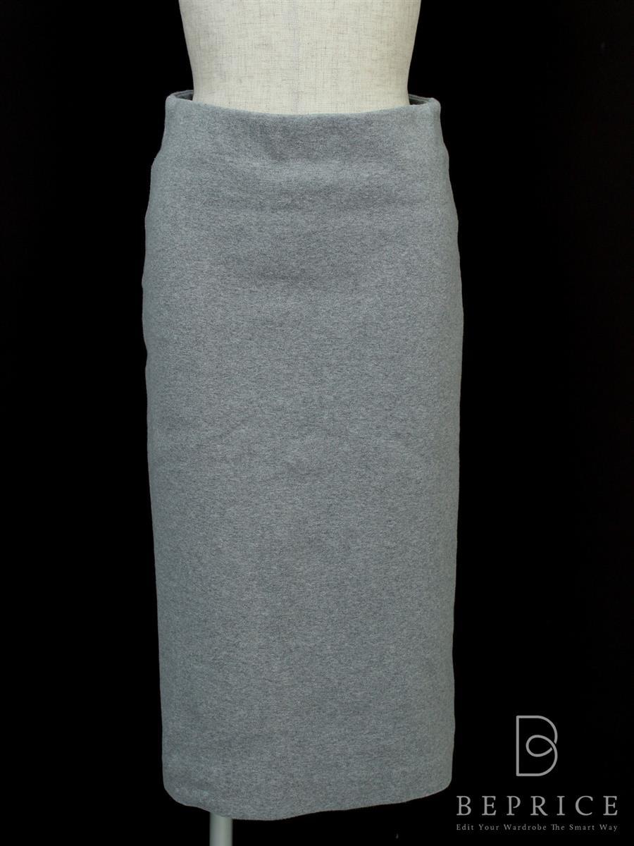 ドゥーズィエムクラス スカート スカート ストレッチ