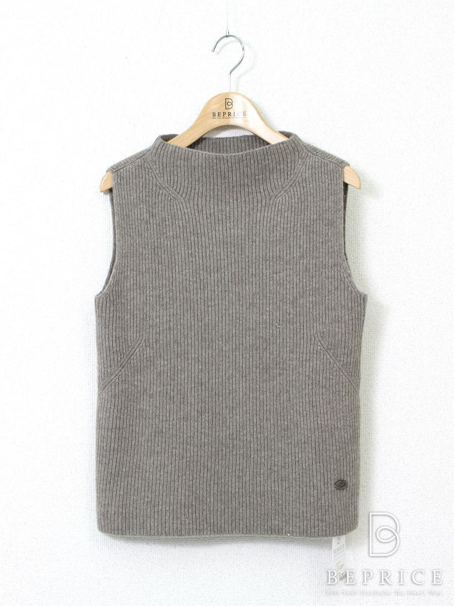 フォクシーブティック Tシャツ カットソー トップス Sleeveless Knit Top Souffle 36343